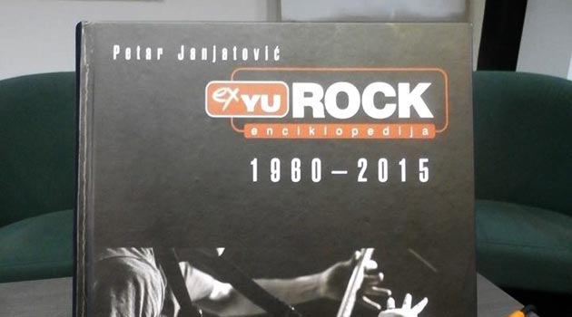 Ex YU rock enciklopedija 1960-2015