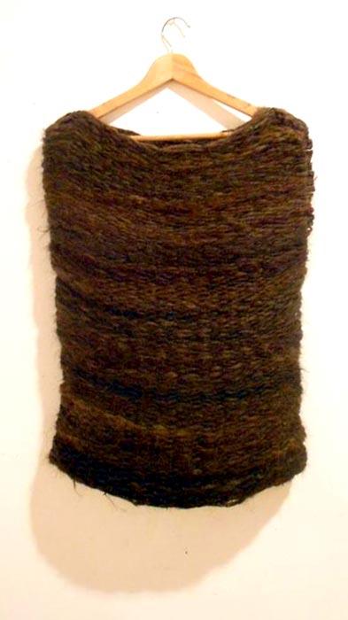 Verižnjača (tapiserija-ljudska kosa) - Stefania Veljković