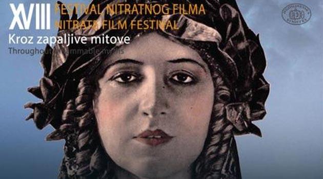 """XVIII Фестивал нитратног филма """"Кроз запаљиве митове"""""""