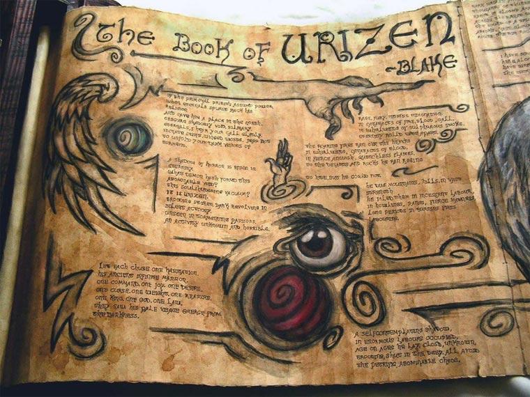 Prva knjiga o Urizenu
