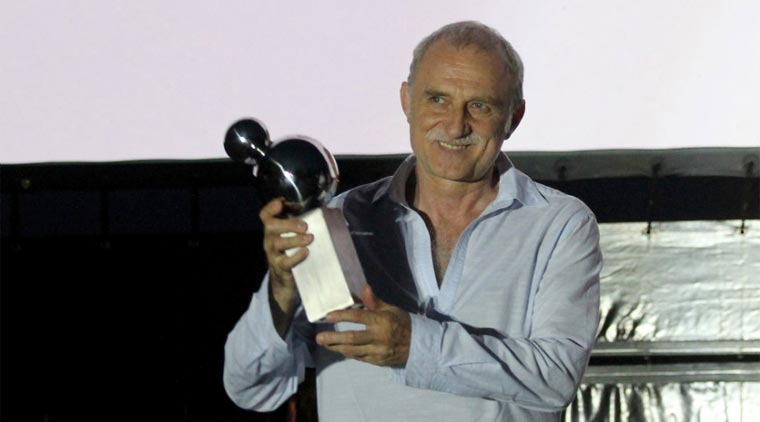 Лазар Ристовски - Награда за допринос домаћој кинематографији