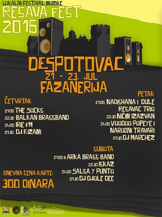 Resava Fest 2016