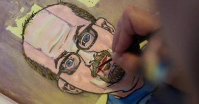 Opasna umetnost Brajana Luisa Sondersa