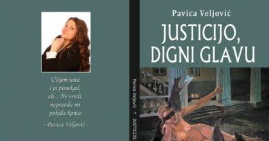 """""""Justicijo, digni glavu"""" #dušaučoveku"""