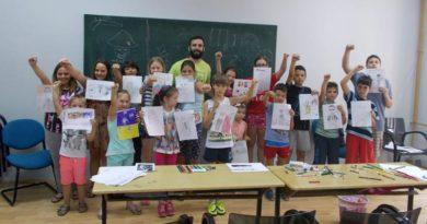Završena letnja škola karikature Nikole Dragaša